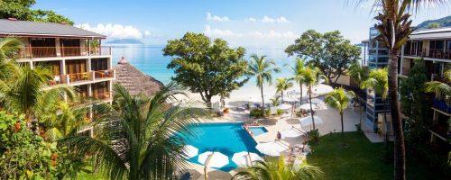 Coral Strand Beau Vallon mahe Seychellerne Voya Travel 5
