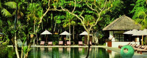 Pool på din rejse til Bali