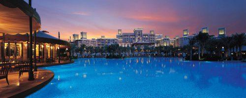 Rejser til Dubai - Hotel Lumeirah Al Qasr