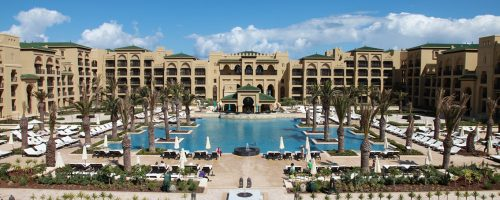 MAZAGAN BEACH & GOLF – MAROKK