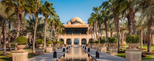 One&Only Royal Mirage Dubai Voya Travel
