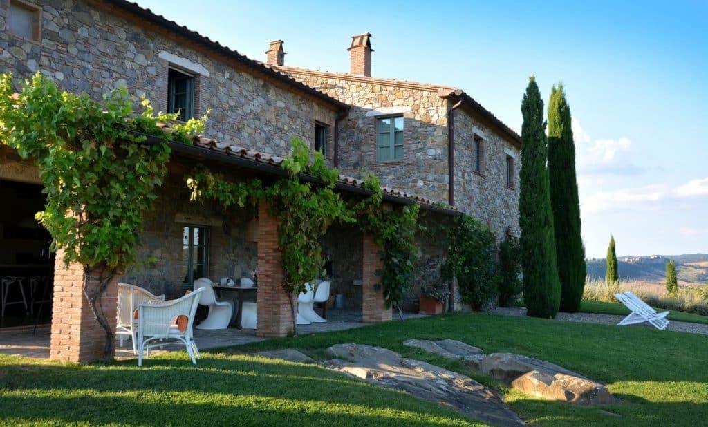 Toscana Italien Podere Palazzo-villa - Voya Travel