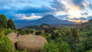 Rejse til Rwanda med flot natur