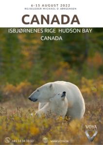 Rundrejse til med rejseleder til Canada