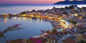 Amorgos-havn