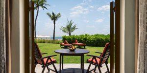 B.Beachfront Terrace Junior Suite