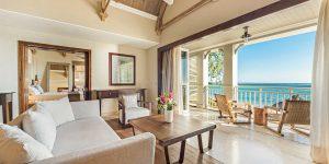 Beachfront St. Regis Grand Suite - Living Room
