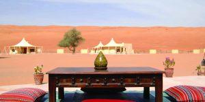 Rejse til Oman