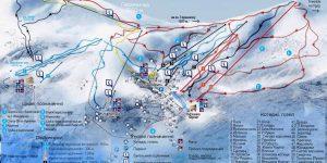 Dragobrat ski terræn