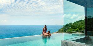 Four-Seasons-Seychellerne-pool-view