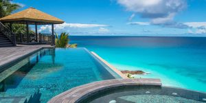 Fregate Island Voya Travel Private Villa Pool