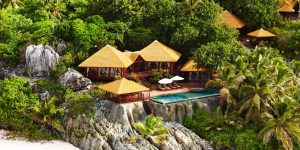 Fregate Island Voya Travel Private Villa Twin