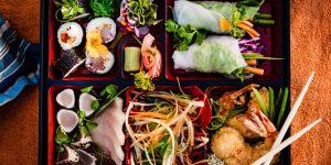 Fregate Island Voya Travel Sushi
