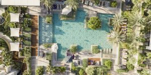 High_resolution_300dpi-Jumeirah Al Naseem - Adults Pool - Aerial - Drone