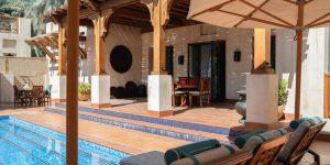 High_resolution_300dpi-Jumeirah Dar Al Masyaf - Three Bedroom Malakiya Villa Bathroom - Private Pool