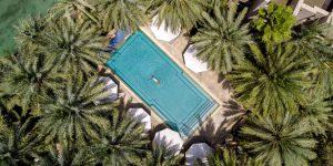 High_resolution_300dpi-Jumeirah Dar Al Masyaf - Villa - Cluster - Pool - Drone - Lifestyle