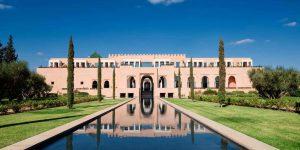 Hotel Oberoi - Marrakesh 1