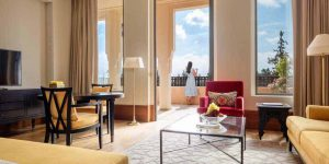 Hotel Oberoi - Marrakesh 4