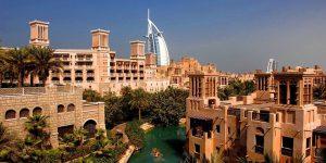 Jumeirah-Al-Qasr-Madinat-Exterior-Burj-Al-Arab-View