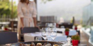 Jumeirah-Port-Soller-Restaurants-F&B-Cap-Roig-Lunch-Dinner-Paella-Model-Lifestyle