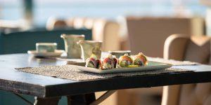 Jumeirah-Port-soller-Restaurant-F&B-Sunset-Sushi-Lounge-Sea-Sky-View-Tables-Set-Up-Dinner-2