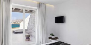 Junior Suite with Private Pool Sea view
