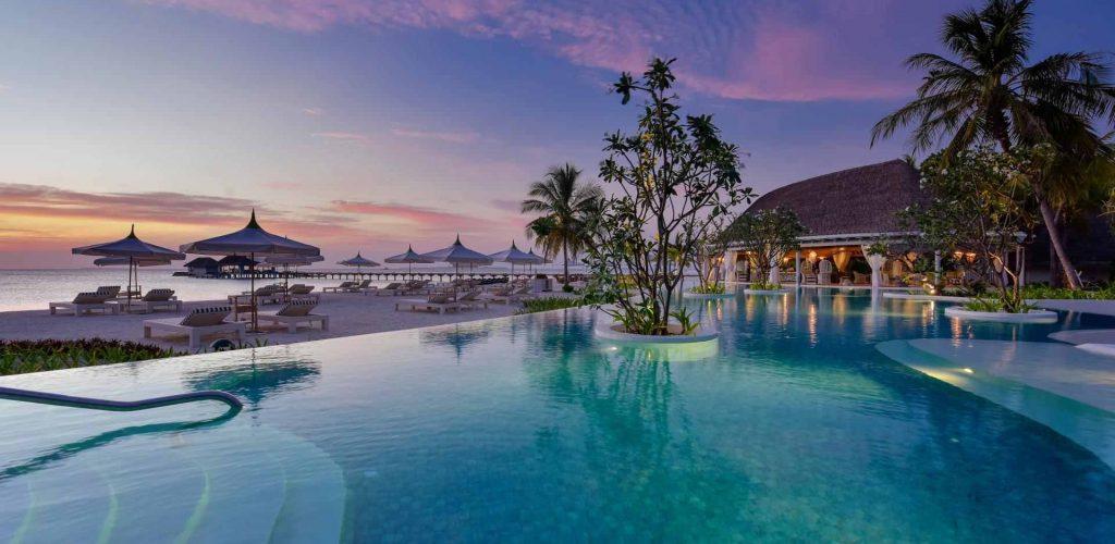 Kanuhura Maldiverne BAR Det Indiske Ocean Voya Travel