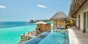 Rejse til Maldiverne