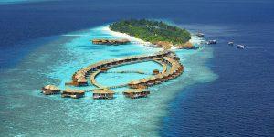 Lily-Beach-Resort-Aerial