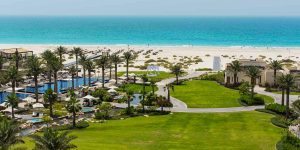 Rejse til Abu Dhabi