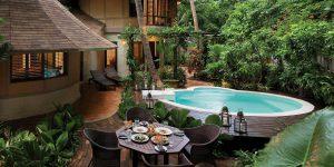 Rejser til Thailand Krabi Rayavadee