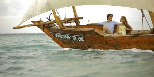 Sail on a Traditional Dhow