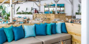 Seapoint Boutique Hotel bar