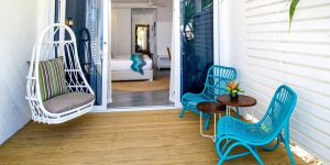 Seapoint Boutique Hotel terrasse