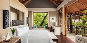 Shangri-La Villingili_Ocean-View-Tree-House-Villa-Bedroom
