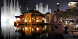Rejse til Dubai