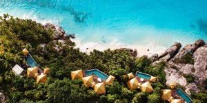 Villa Fregate Island Seychellerne Voya Travel