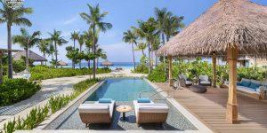 Waldorf Astoria Maldives Ithaafushi - Three Bedroom Grand Beach Villa 2