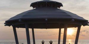 Waldorf_Astoria_Maldives_Ocean Pavilion Sunset Yoga