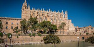 palma, majorca, cathedral