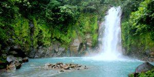 Vandfald Celeste Costa Rica