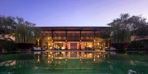 Bo på luksusvillaer på din rejse til Bali